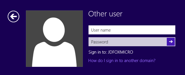 how to find the domain name on windows 10