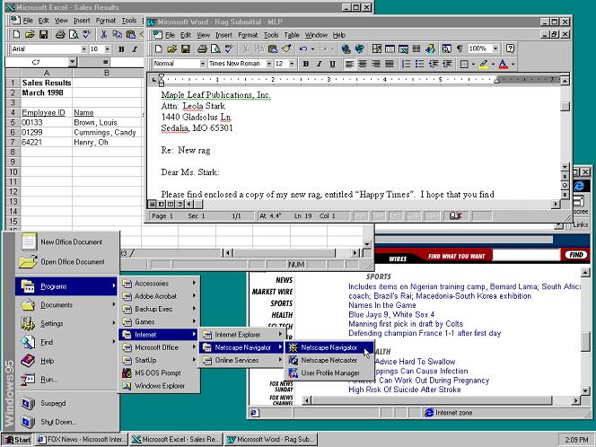 User Interface Changes Microsoft Windows 8 - J D  Fox Micro